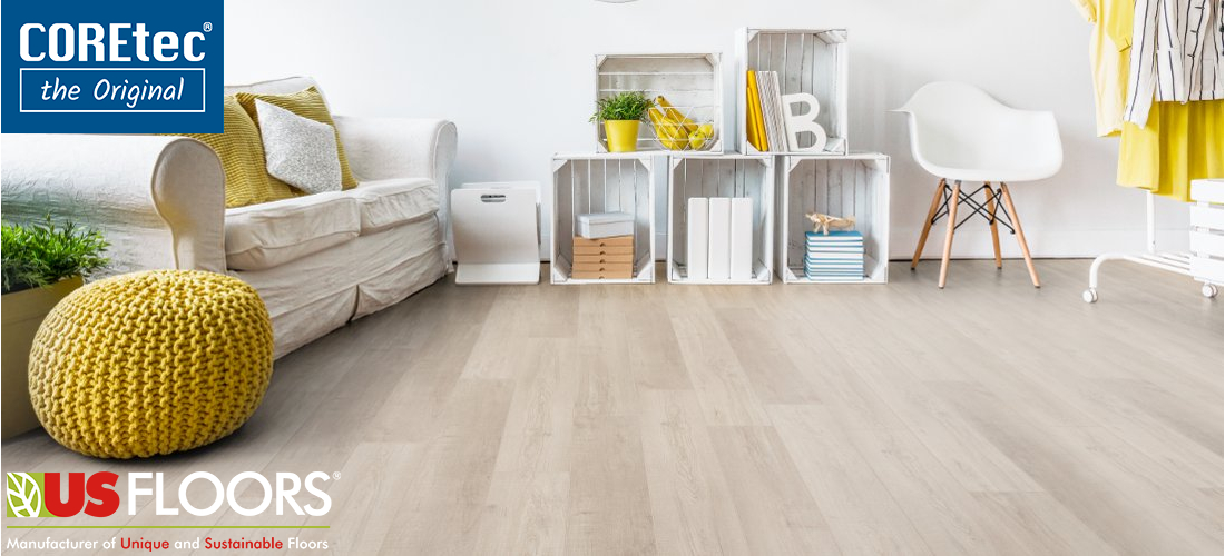 Vinylboden Enchanted OAK 50LVPE751 - US-Floors COREtec