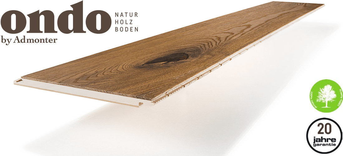 Ondo Parkettboden - 100% Made in Austria