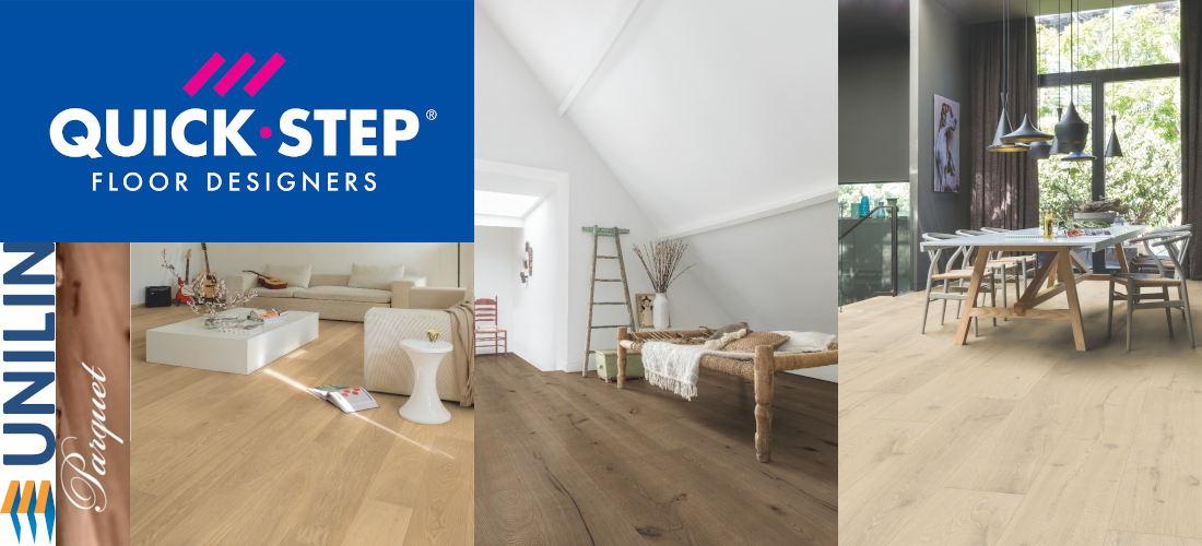 Quick-Step Floor Designers - Parkettboden