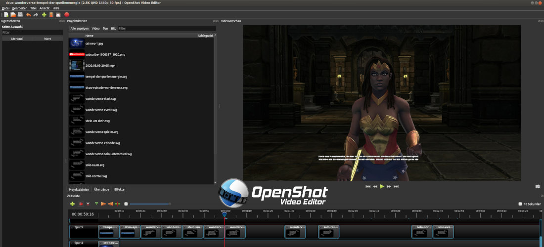 OpenShot Software Download